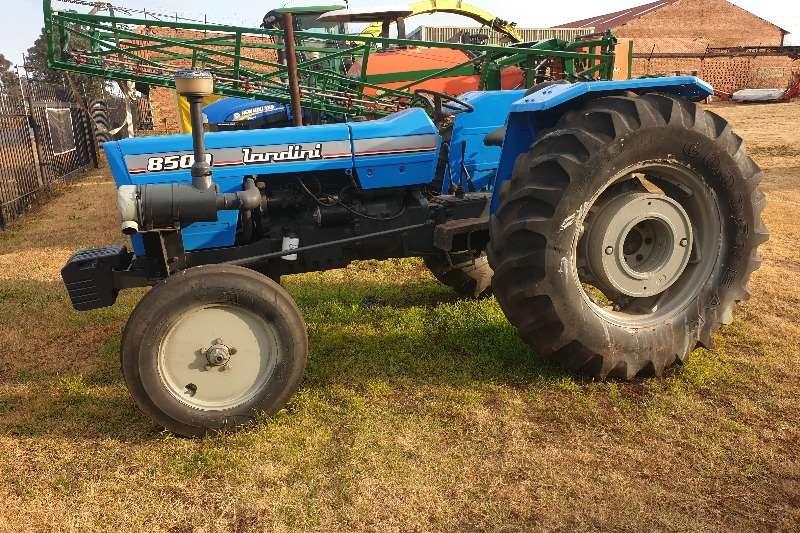 Landini Tractors 2WD tractors Landini 8500 1983