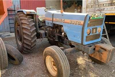 Landini 2WD tractors Landini 8860, 4x2,62Kw/83.6 HP Tractors