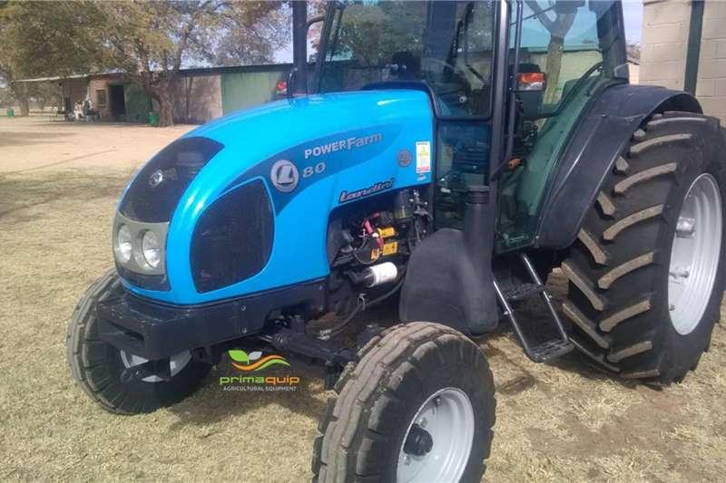 Landini Tractors 2WD tractors Landini Powerfarm 80 2013