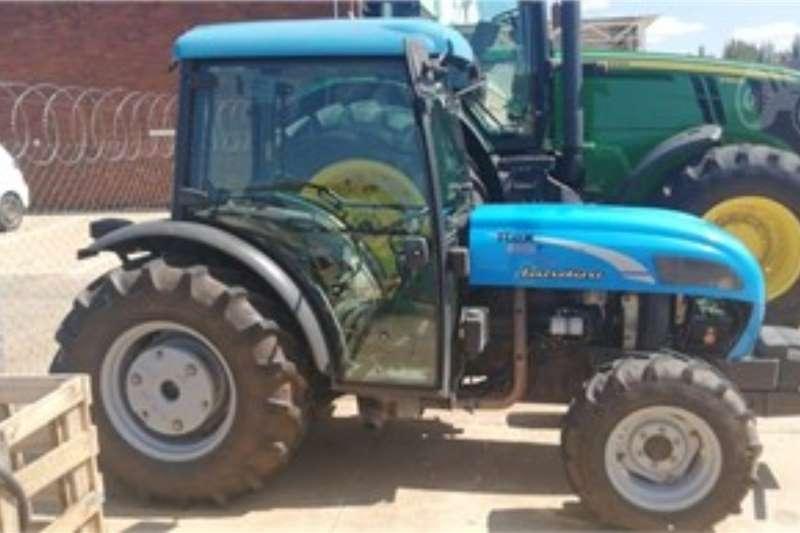 Landini Tractors 2WD tractors LANDINI REX 85F10000 hours 2009