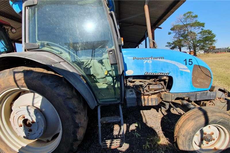 Landini 2WD tractors Powerfarm 75 Tractors