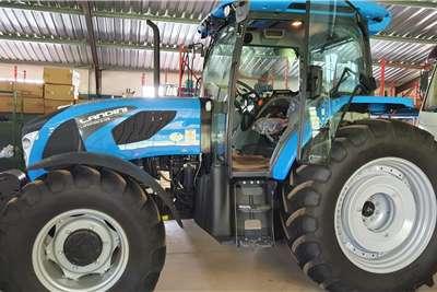 Landini 4WD tractors 2021 Landini Landforce 125 CAB Tractors