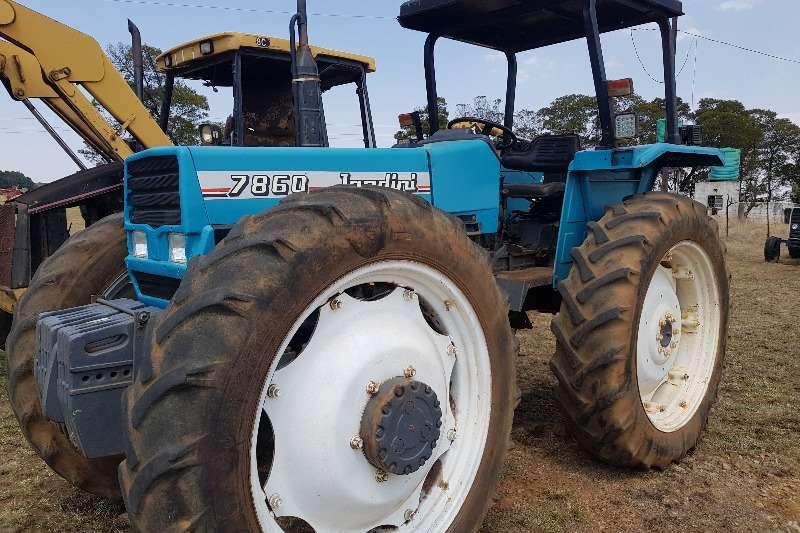 Landini Tractors 4WD Tractors 7860 High Clearance