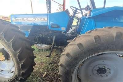 Landini 4WD tractors 7860 High Clearance Tractors