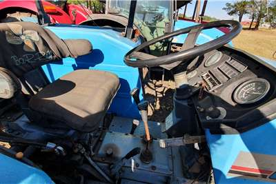 Landini 4WD tractors 8830C with papers Tractors