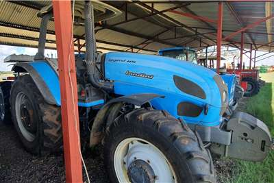 Landini 4WD tractors Landini 115 Tractors