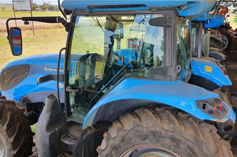 Landini 4WD tractors Landini 135 CAB Tractors