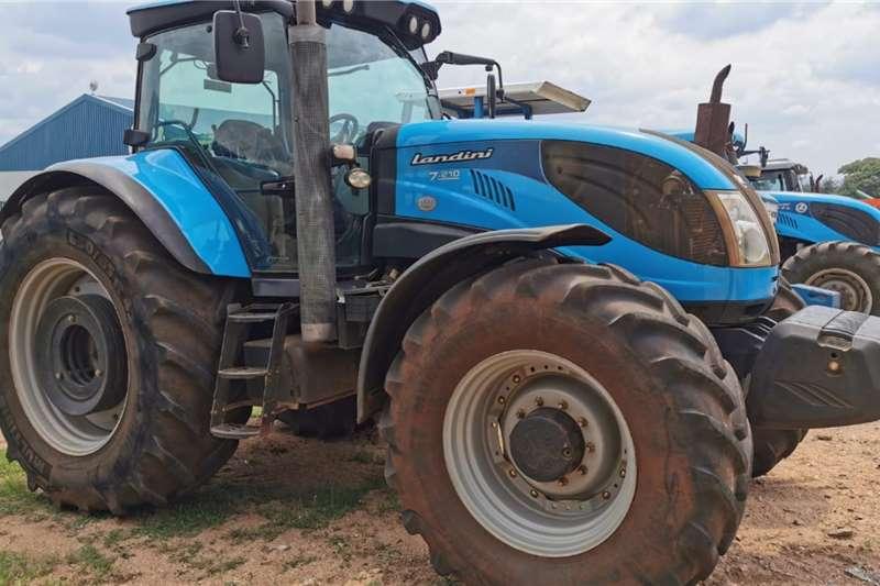 Landini Tractors 4WD tractors Landini 7 210 130kw 2014