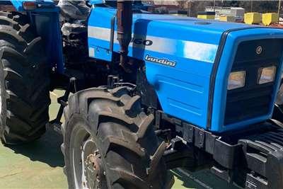 Landini 4WD tractors Landini 8860 Tractors