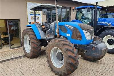 Landini 4WD tractors Landini LandForce 115 Rops Tractors