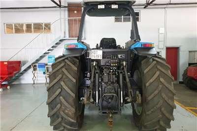 Landini 4WD tractors Landini Landpower 135 Tractors