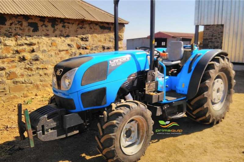 Landini Tractors 4WD tractors Landini Rex 85 F DT 2017
