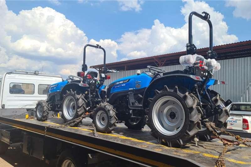 Landini 4WD tractors Landini Solis 26 Tractors