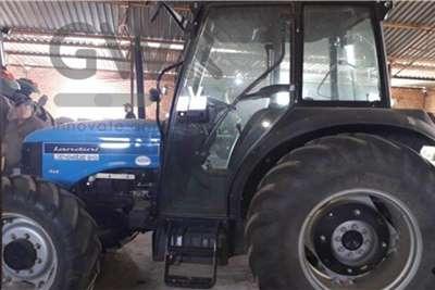 Landini 4WD tractors Landini Solis 90 Tractors