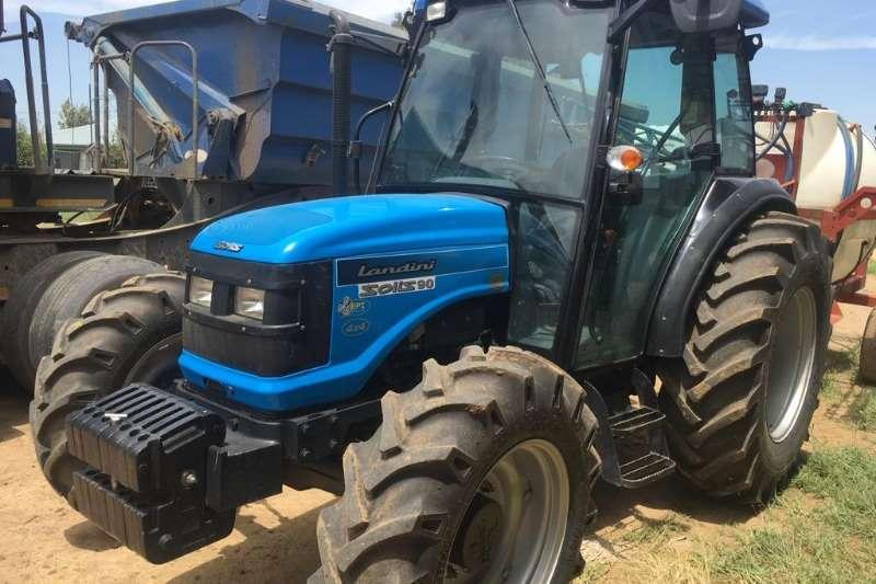 Landini Tractors 4WD tractors Landini Solis 90/4 Cab 2018