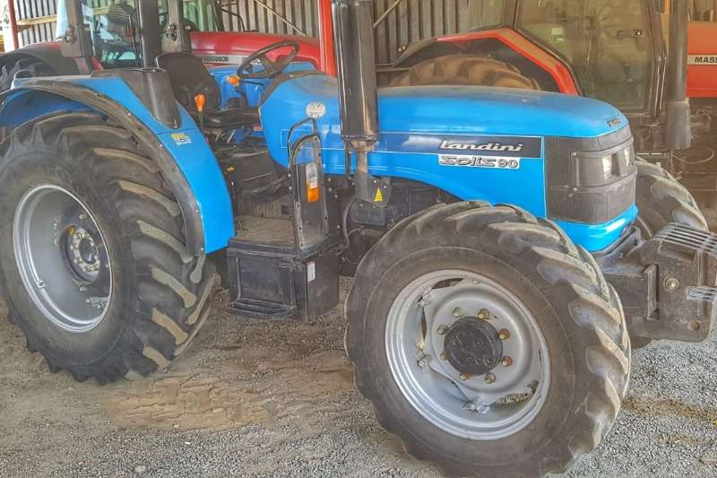 Landini Tractors 4WD tractors Landini Solis 90 DT 2014