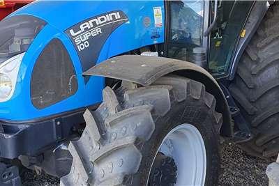Landini 4WD tractors Landini Super 100 CAB Tractors