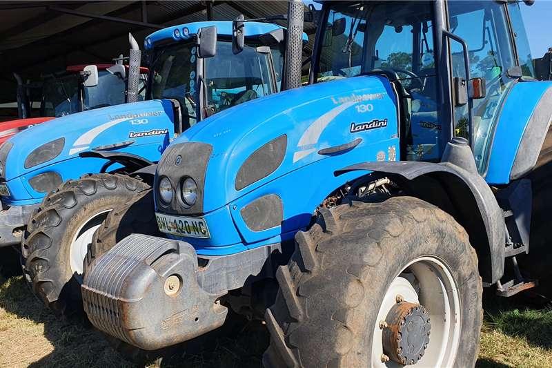 Landini Tractors 4WD tractors Landpower 135 2009