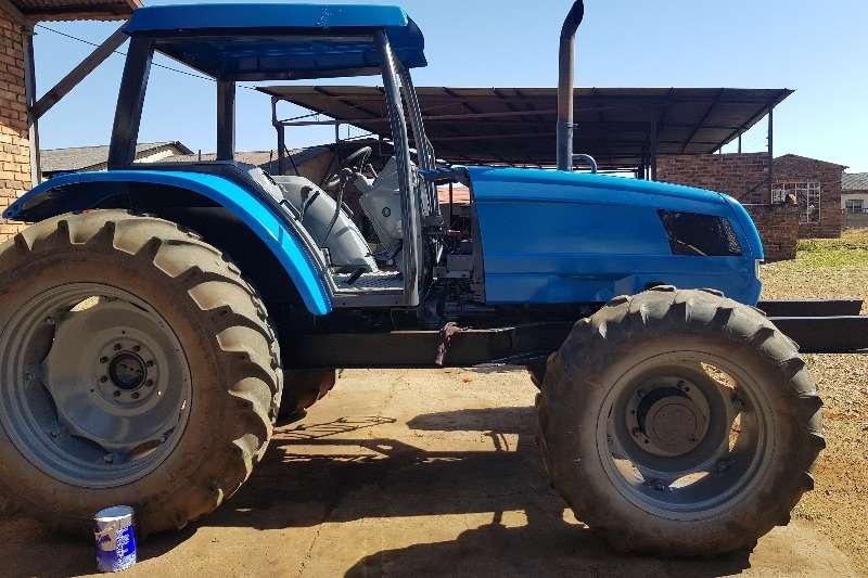 Landini 4WD tractors legend 115 Tractors