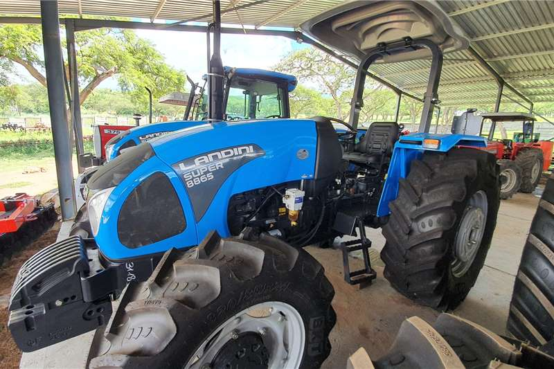 Landini 4WD tractors New Landini 8865 Tractors