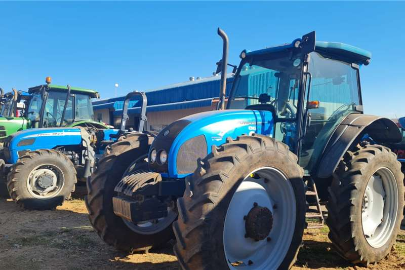 Landini 4WD tractors POWERFARM 85 HC CAB Tractors