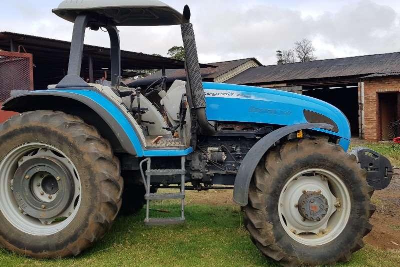 Landini Tractors Four wheel drive tractors 115