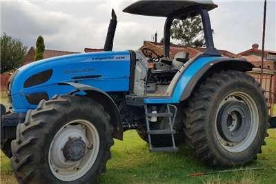 Landini Four wheel drive tractors 115 Tractors