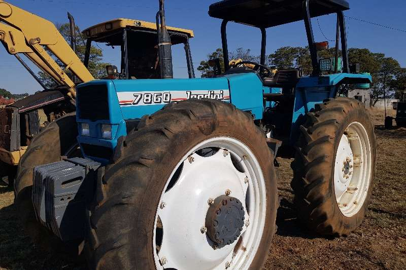 Landini Tractors Four wheel drive tractors 7860 High Clearance