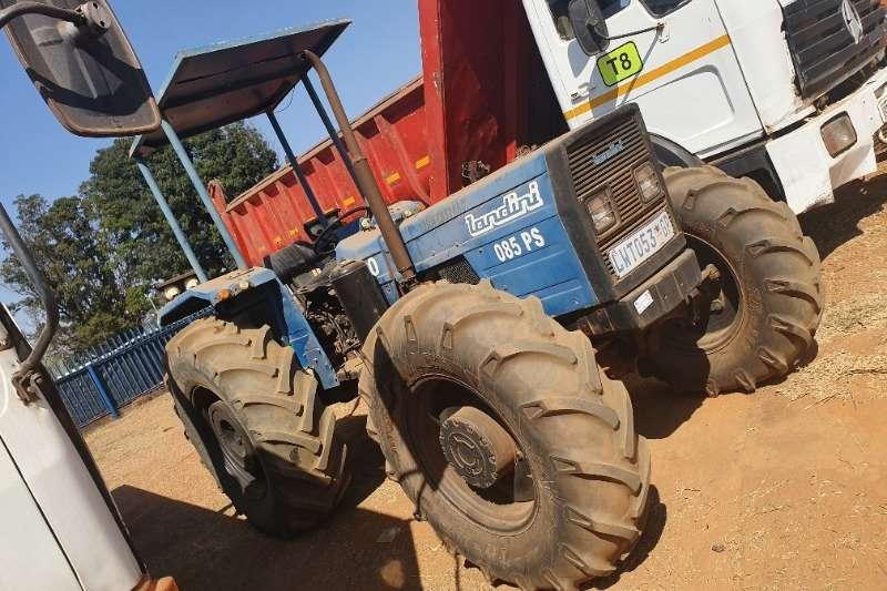 Landini Tractors Four wheel drive tractors 8500 1997