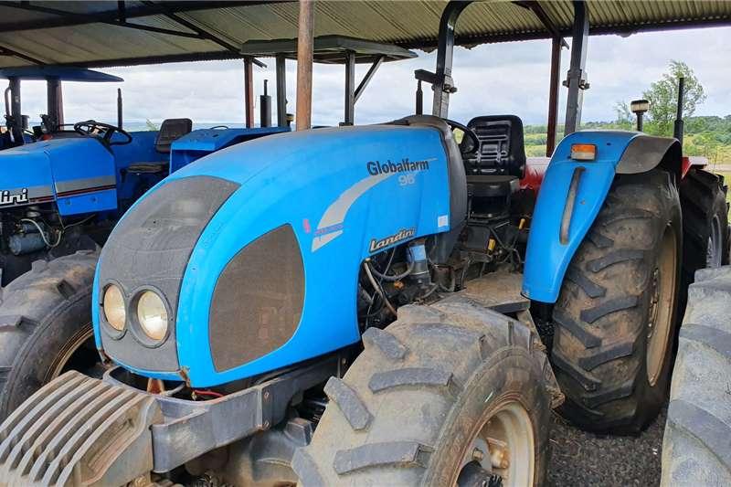 Landini Tractors Four Wheel Drive Tractors Globalfarm 95