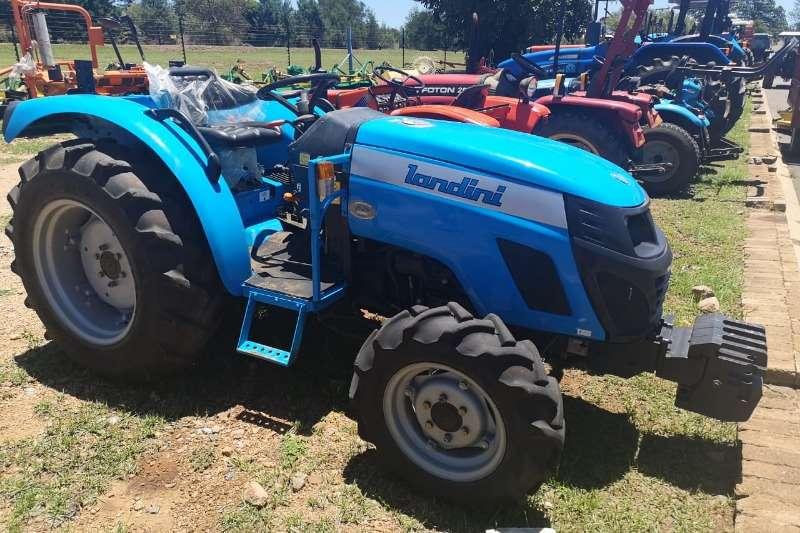 Landini Tractors Four Wheel Drive Tractors Landini 1-50F Recon
