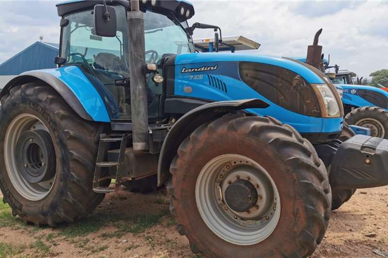 Landini Tractors Four wheel drive tractors Landini 7 210 130kw 2014