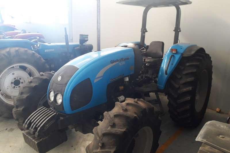 Landini Four wheel drive tractors Landini Globalfarm 105 Tractors