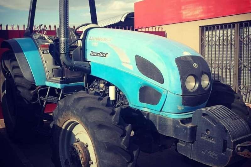 Landini Tractors Four wheel drive tractors Landini Landpower 115