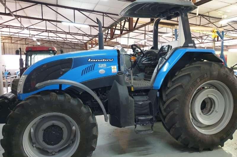Landini Tractors Four wheel drive tractors Landini Landpower 135 2018