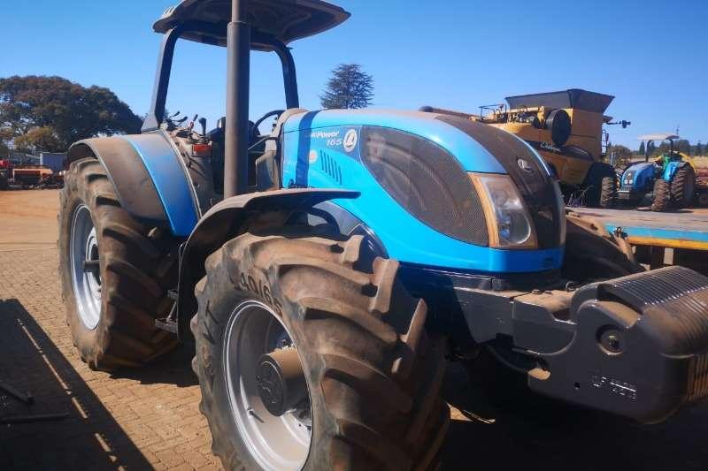 Landini Tractors Four wheel drive tractors Landini Landpower DT165 2015