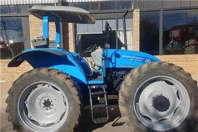 Landini Four wheel drive tractors Landini Powerfarm 110 H/C Tractors