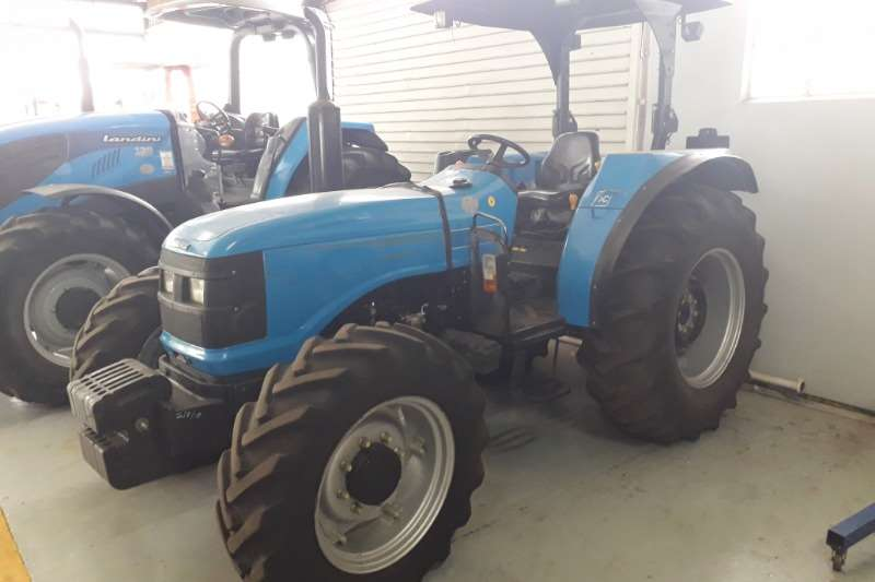 Landini Tractors Four Wheel Drive Tractors Landini Solis 90 DT 2015