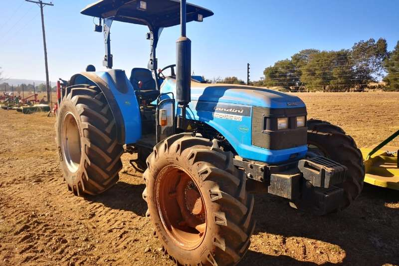 Landini Tractors Four wheel drive tractors Landini Solis Dt 90 2015
