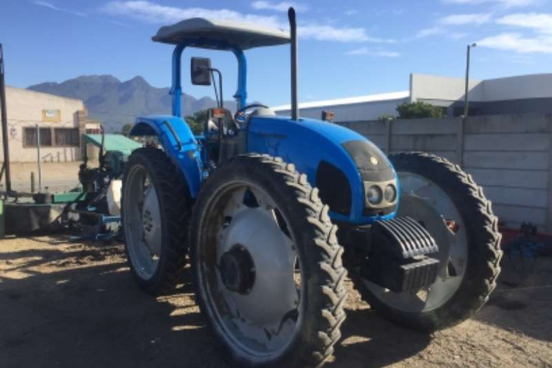 Landini Tractors Grape harvesters Powerfarm 105 High Clearance 2015