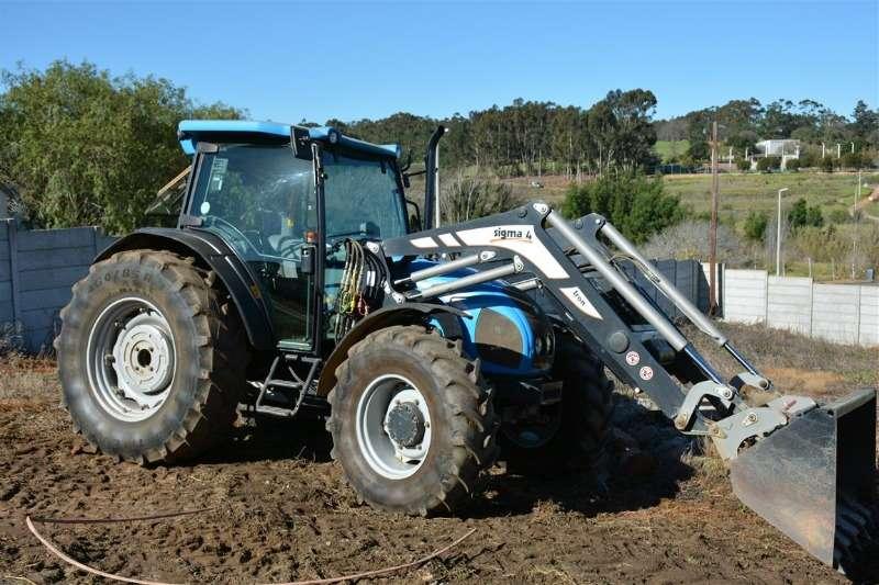 Landini Tractors Landini 105 DT 2007