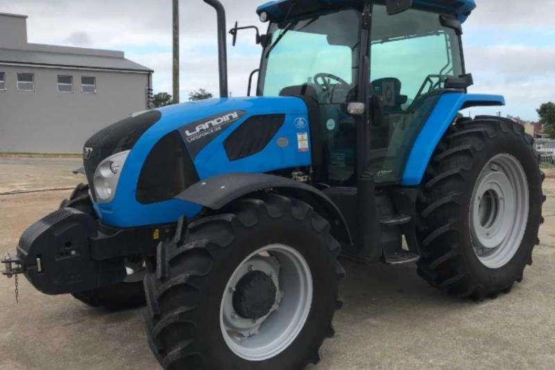 Landini Landini Landforce 125 DT RPS Cab 88kW Tractors