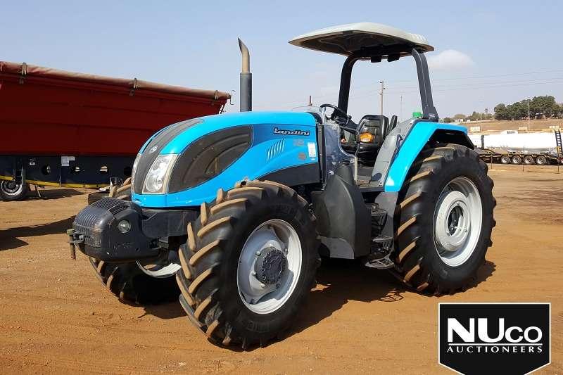 Landini Tractors LANDINI LANDPOWER 135 4WD TRACTOR