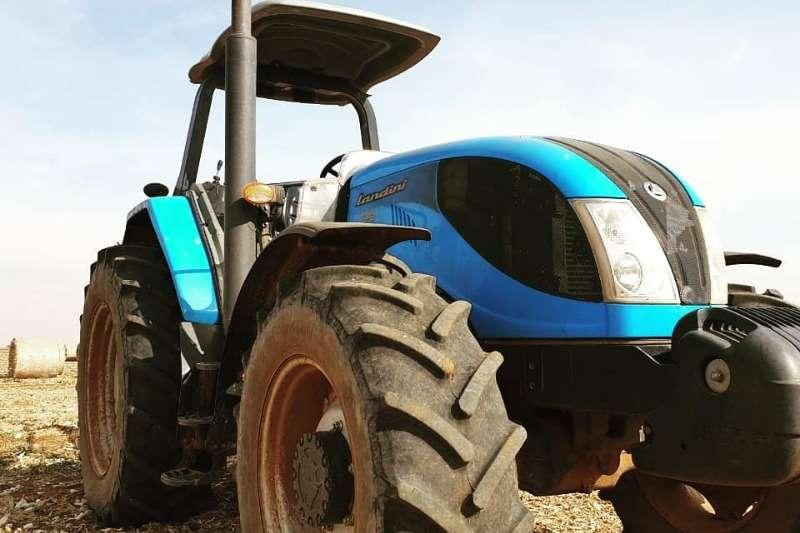 Landini Tractors Landini Landpower 2014