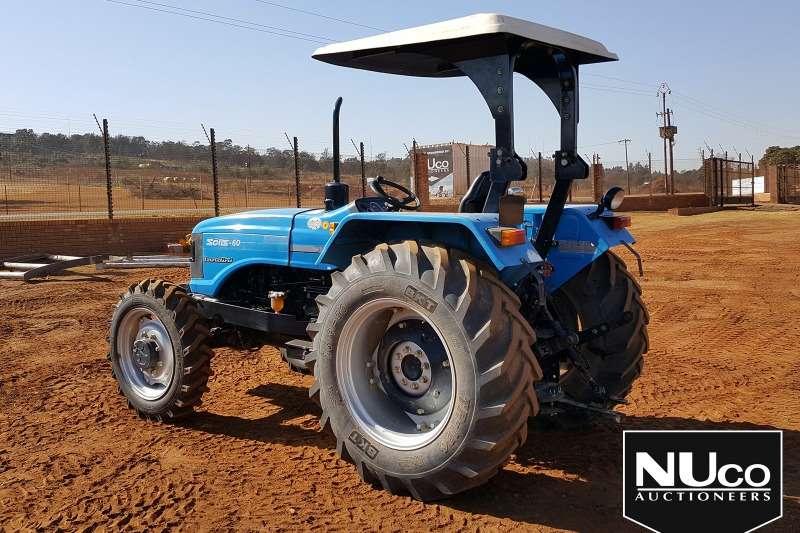 Landini LANDINI SOLIS 60 4X4 TRACTOR Tractors