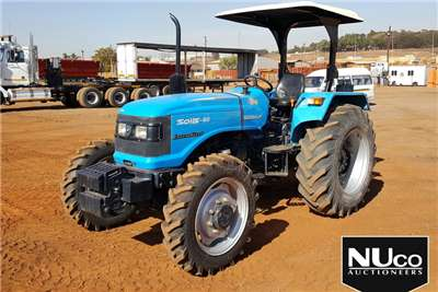 Landini Tractors LANDINI SOLIS 60 4X4 TRACTOR 2014