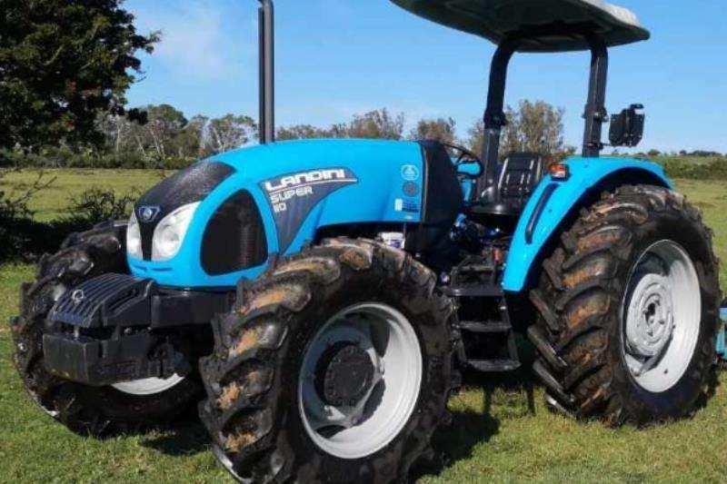 Landini Tractors Landini Super 110 DT 75kW