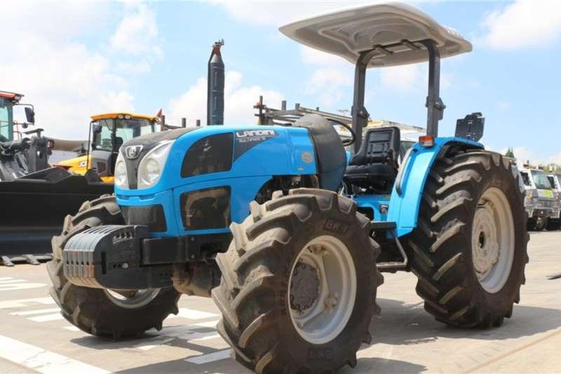 Landini Tractors Multifarm DT75 4x4 Tractor 2017