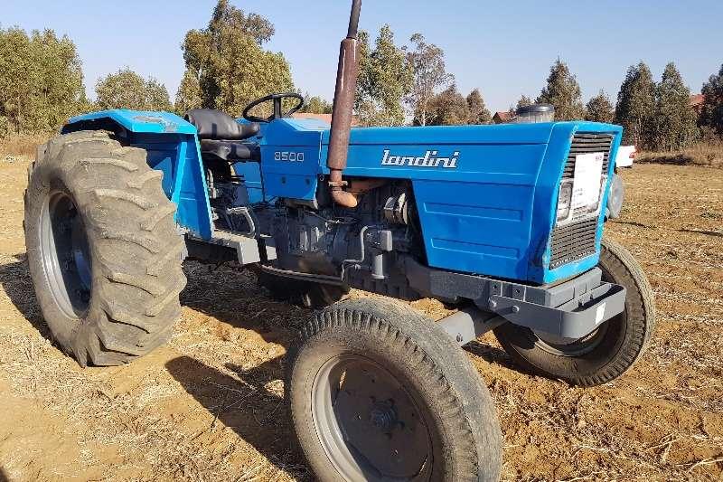 Landini Tractors Other tractors 8500