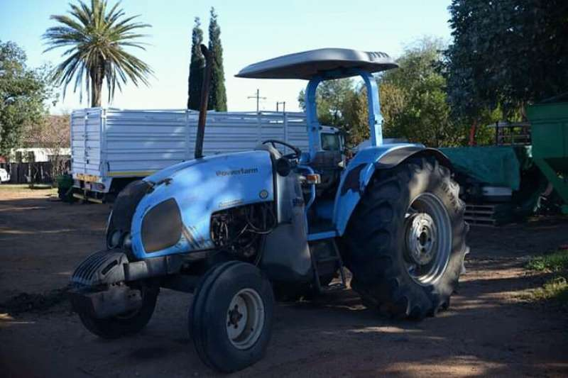 Landini Tractors Powerfarm 95